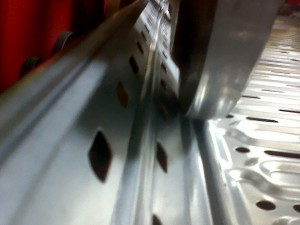 Heavy duty cable tray line rollform-1