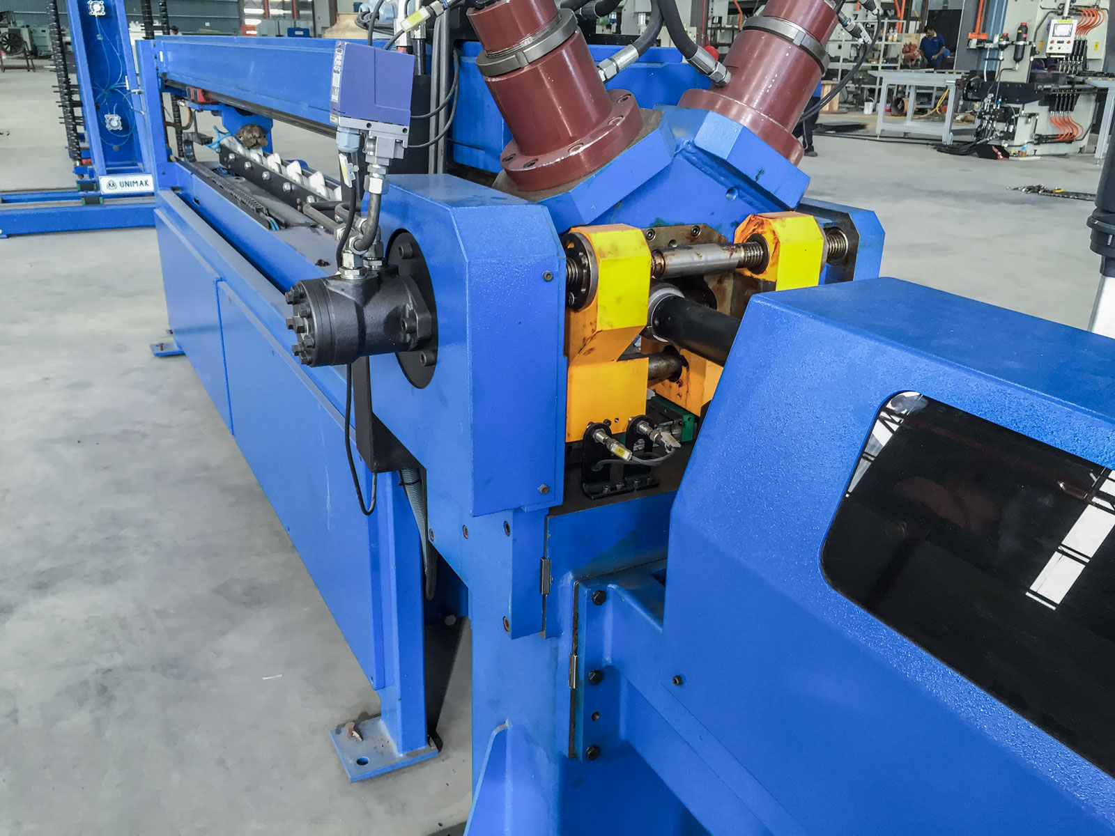Pipe notching machine-1
