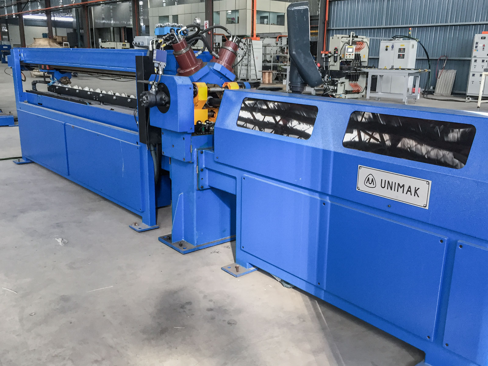 Pipe notching machine-2